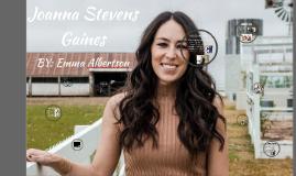 Joanna Stevens Gaines