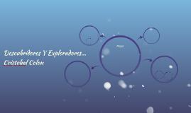 Descubridores Y Exploradores...
