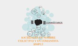 Copy of SOCIEDAD COMANDITA SIMPLE