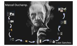 Copy of Marcel Duchamp.
