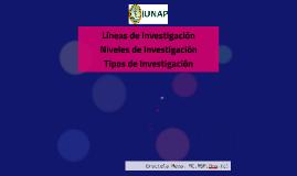 MI_FMH LÍNEAS Y TIPOS DE INVESTIGACIÓN