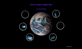 how to make a paper dart