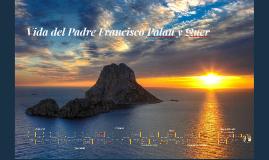 Copy of Vida del Padre Francisco Palau y Quer
