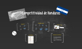 Competitividad de Honduras