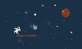 Shops in Łomża