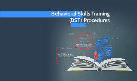 Copy of Behavioral Skills Training Procedures
