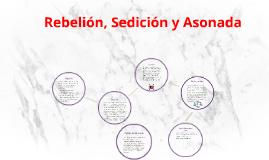 Copy of Rebelión, Sedicción y Asonada