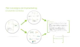 Copy of Plan Estratégico de Citymarketing para la Ciudad de Córdoba, Argentina