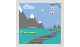Prezumé of Fanni Lazáry