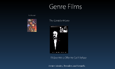 Genre Movies and sequels and remakes