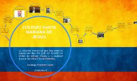 COLEGIO SANTA MARIANA DE JESUS
