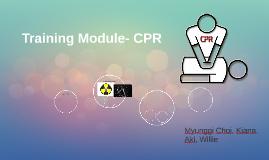 Training Module- CPR