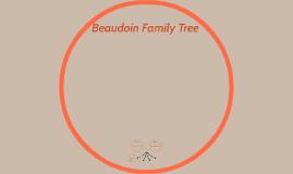 Beaudoin Family Tree
