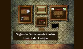 Copy of Segundo Gobierno de Carlos Ibáñez del Campo