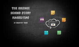 Science behind study hacks