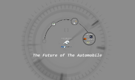 The Future of The Automobile