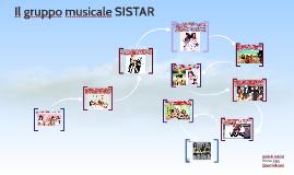 Il gruppo musicale SISTAR