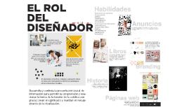 3. El rol del diseñador