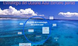 Estrategia del Oceano Azúl (tercera parte)