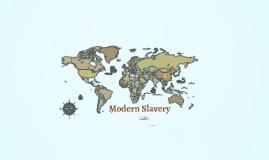 Modern Day Slavery Around the World