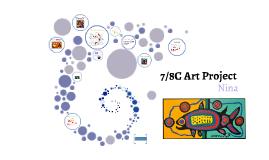 7/8C Art Project