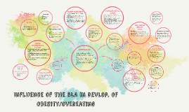 Influence of the BLA in devlop. of obesity/overeating