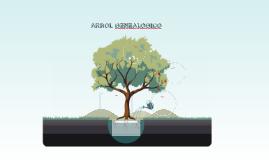 ARBOL GENEOLOGICO