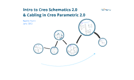 Intro to Creo Schematics 2.0 & Cabling in Creo Parametric 2.0