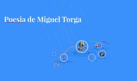 Poesia de Miguel Torga