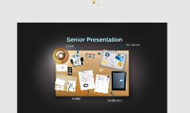 Senior Presentation 2017-18