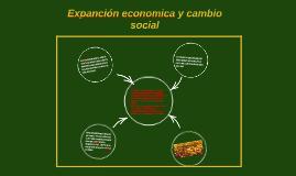 Expanción economica y cambio social
