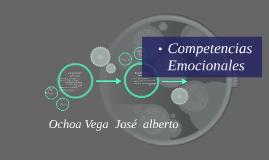 Copy of Competencias  Emocionales