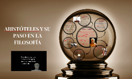 ARISTÓTELES Y SU PASO EN LA FILOSOFIA