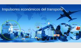 Impulsores económicos del transporte