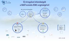 Új vizsgálati lehetőségek a NAV számla XML segítségével