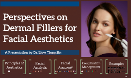 Perspectives on Dermal Fillers for Facial Aesthetics