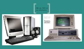 linea del tiempo de las computadoras