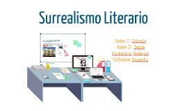 Copy of Surrealismo Literario