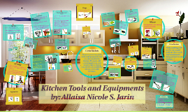 Copy of Kitchen Tools and Equipments