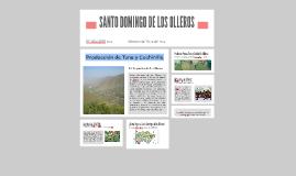 Copy of SANTO DOMINGO DE LOS OLLEROS