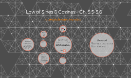 Copy of 5.5 Law of Sines, 5.6 Law of Cosines