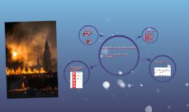 Pożary jako skutek działalności człoweka