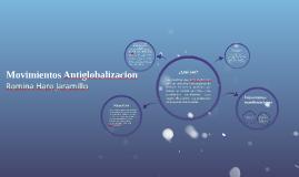 Movimientos Antiglobalizacion