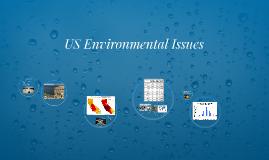 US Environmental Issues