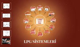 LPG SİSTEMLERİ