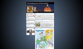 The Renaissance & Reformation