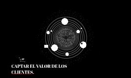 CAPTAR EL VALOR DE LOS CLIENTES.