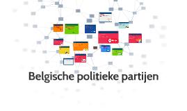Belgische politieke partijen