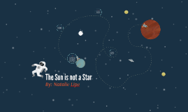 The Sun is not a Star