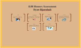 08.06 Honors Assessment